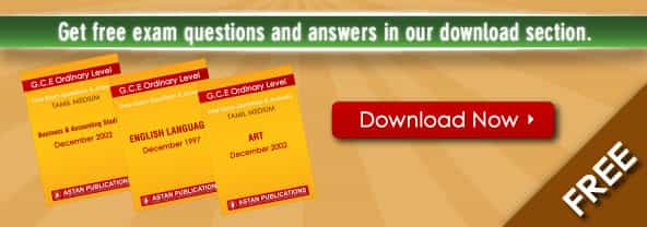 gce o level paper answers for